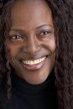 czarne dziewczyny się uśmiecha obrazy royalty free