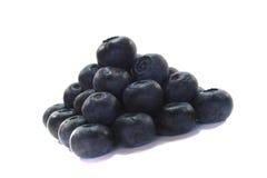 czarne jagody świeże obrazy royalty free