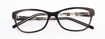 czarne okulary zdjęcie stock