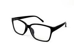 czarne okulary Zdjęcie Royalty Free