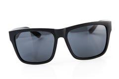 czarne okulary przeciwsłoneczne Fotografia Stock