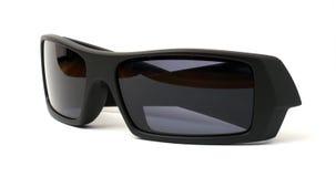 czarne okulary przeciwsłoneczne Zdjęcia Stock