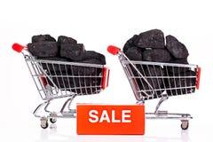 Czarne Piątek sprzedaże Obraz Royalty Free
