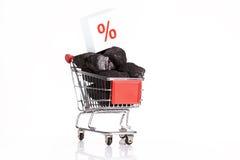 Czarne Piątek sprzedaże Zdjęcie Stock