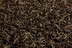 Czarnej herbaty tekstura, tło Obrazy Stock