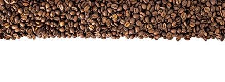 Czarnej kawy rama Obrazy Royalty Free