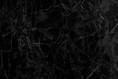 Czarnej marmuru wzoru tekstury naturalny tło, wnętrza wykłada marmurem kamienną ścianę obraz royalty free