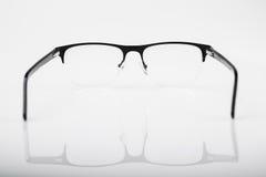 Czarni okulistów szkła Obraz Stock