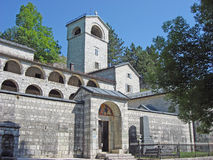 Czarnogóra cetinje Obrazy Royalty Free