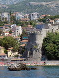 Czarnogóra herceg novi Obraz Stock