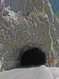 Czarnogóra kanionu Zdjęcie Royalty Free