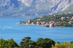 Czarnogóra kotor Zdjęcie Stock
