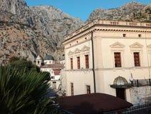 Czarnogóra kotor Fotografia Stock