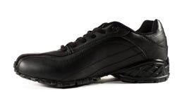 czarny but Zdjęcia Stock