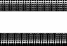 czarny abstrakcyjne siatki srebra ilustracji