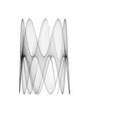 czarny abstrakcyjne white ilustracji