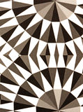 czarny abstrakcyjne white royalty ilustracja