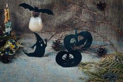 czarny bania Fotografia Royalty Free