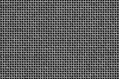 Czarny & biały rattan wyplatający maty wzór, tło lub tekstura dla projekta, ilustracji