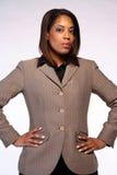 czarny bizneswoman zdjęcia royalty free