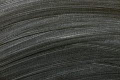 czarny blackboard pustego miejsca kredy chalkboard puści tekstury ślada obraz royalty free