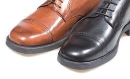czarny buty zdjęcie stock