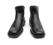 czarny buty Obrazy Stock