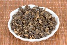 czarny chińska herbata Obrazy Stock