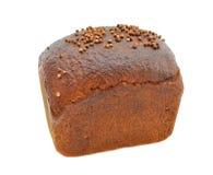 czarny chleb Zdjęcia Stock