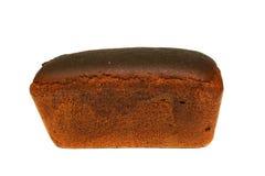 czarny chleb fotografia stock