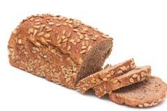czarny chleb próżnuje Fotografia Stock