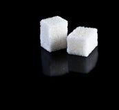 czarny cukier Obrazy Stock