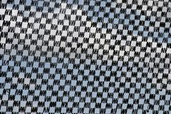 czarny czek wzoru biel obrazy stock
