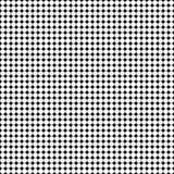 czarny deseniowy biel Zdjęcia Royalty Free