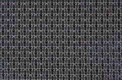 czarny deseniowy weave obrazy stock