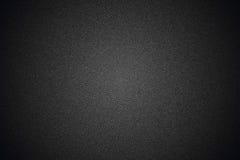 Czarny drelichowy cajg tekstury tło Fotografia Stock
