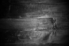 Czarny drewniany tło abstrakt z winieta stylem Zdjęcia Royalty Free
