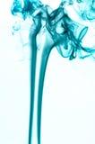 czarny dym Fotografia Royalty Free