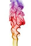 czarny dym Obraz Royalty Free