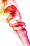 czarny dym Obraz Stock