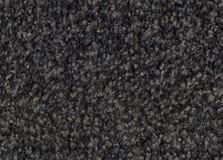 czarny dywan zdjęcie royalty free