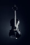 czarny elegancki skrzypce obrazy stock