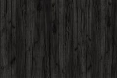 czarny grunge kasetonuje drewno Deski tło Stara ścienna drewniana rocznik podłoga zdjęcia stock