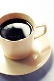 czarny herbata Zdjęcie Stock