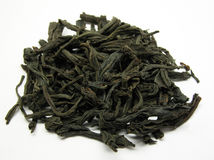 Czarny herbata obraz stock