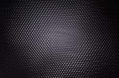 Czarny Honeycomb abstrakta tło Obrazy Royalty Free