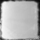 Czarny i biały średni formata filmu tło Fotografia Royalty Free