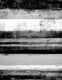 Czarny I Biały Abstrakcjonistycznej sztuki obraz zdjęcia royalty free