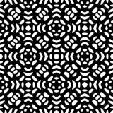 Czarny i biały abstrakcjonistyczny tło obrazy royalty free