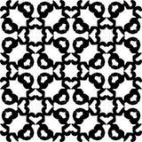Czarny i biały abstrakcjonistyczny tło zdjęcie stock